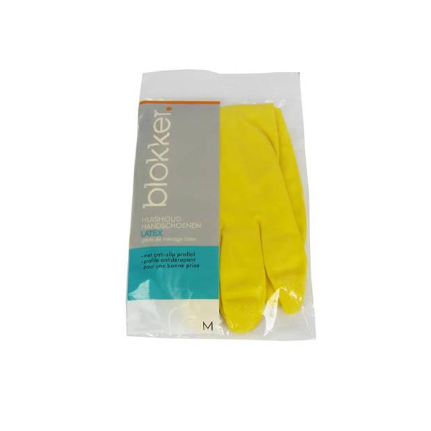 Blokker huishoudhandschoenen - medium
