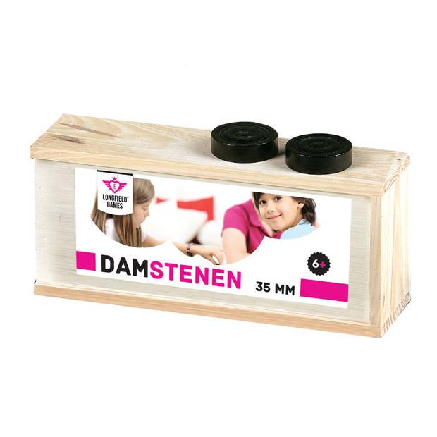 Damstenen - 35 mm