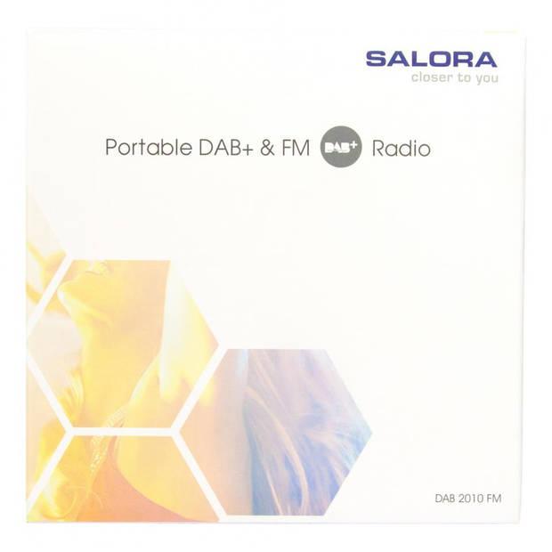 Salora radio DAB2010FM
