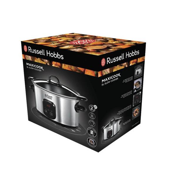 Russell Hobbs Maxicook slowcooker 22750-56