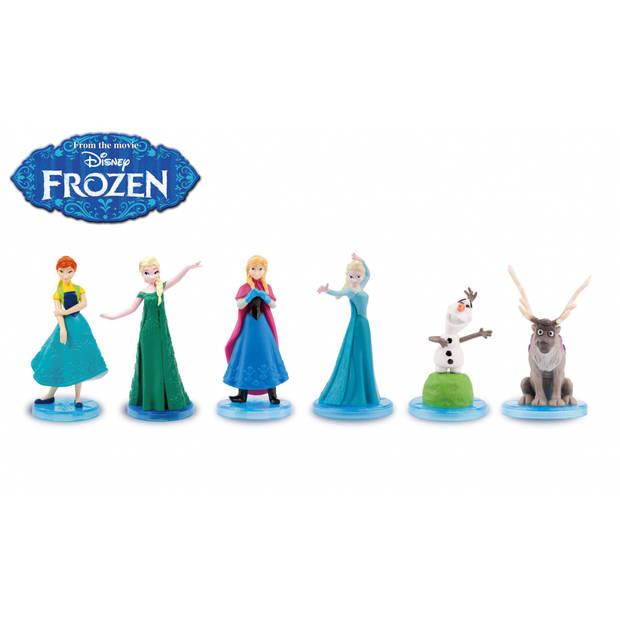 Disney Frozen Fever verrassingsei blauw