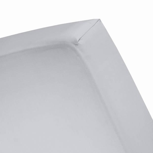 Cinderella Jersey Hoeslaken Light Grey-80/90 x 200 cm