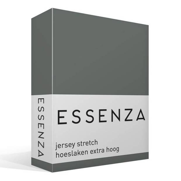 Essenza Premium jersey hoeslaken extra hoog - 1-persoons (90/100x200/220 cm)