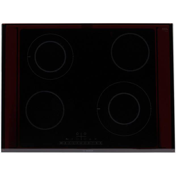 Bosch Serie 6 PKG775FP1E elektrische kookplaten - Zwart
