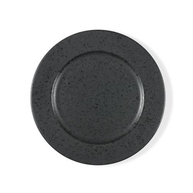 Dinerbord 27cm Zwart - Bitz