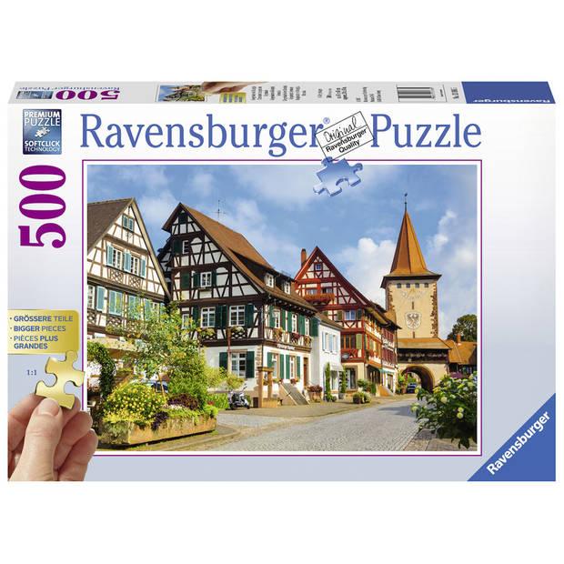Ravensburger puzzel Gengenbach Duitsland - 500 stukjes