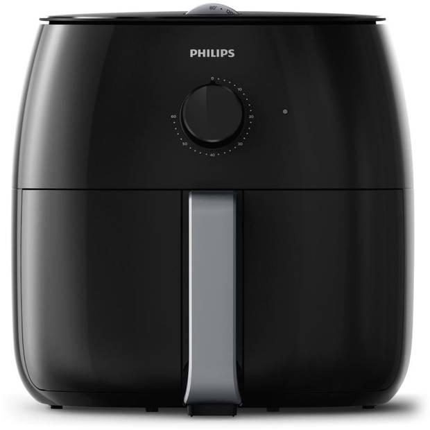 Philips Airfryer Viva Collection XXL HD9630/90 - zwart