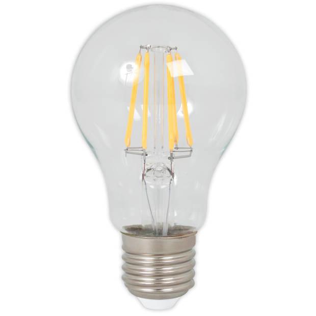 Calex LED volglas Filament Standaardlamp 220-240V 4W 400lm E27 A60, Helder 2700K CRI80