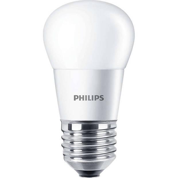 Philips CorePro LEDluster 5.5-40W 827 E27 Mat