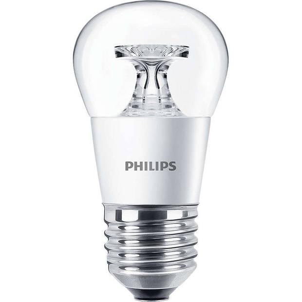 Philips CorePro LEDluster 5.5-40W E27 827 P45 Helder