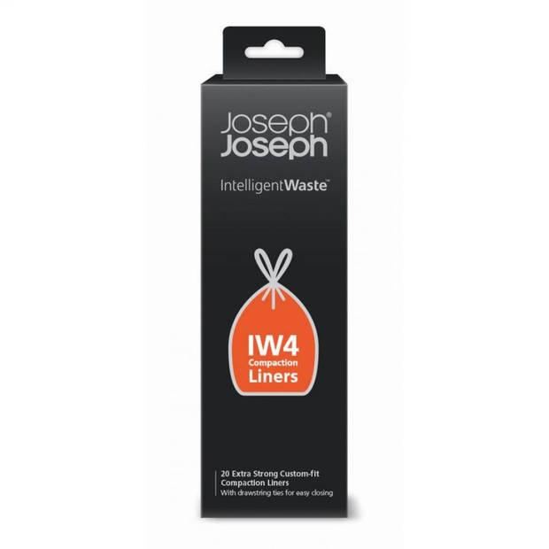 Joseph Joseph Intelligent Waste IW4 Titan Pak afvalzakken - 20 Stuks
