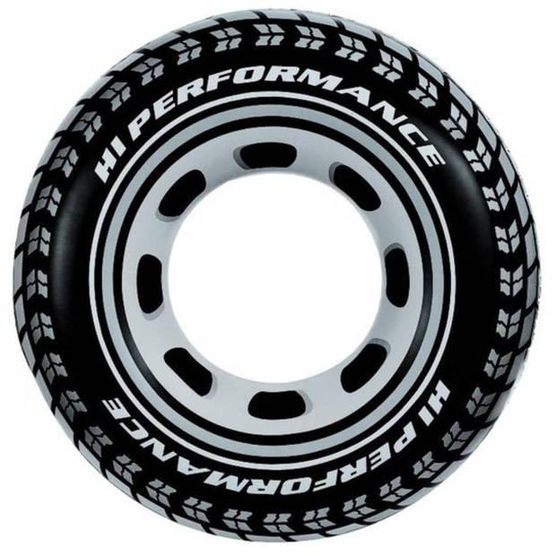 Intex Performance zwemband - 91 cm - zwart