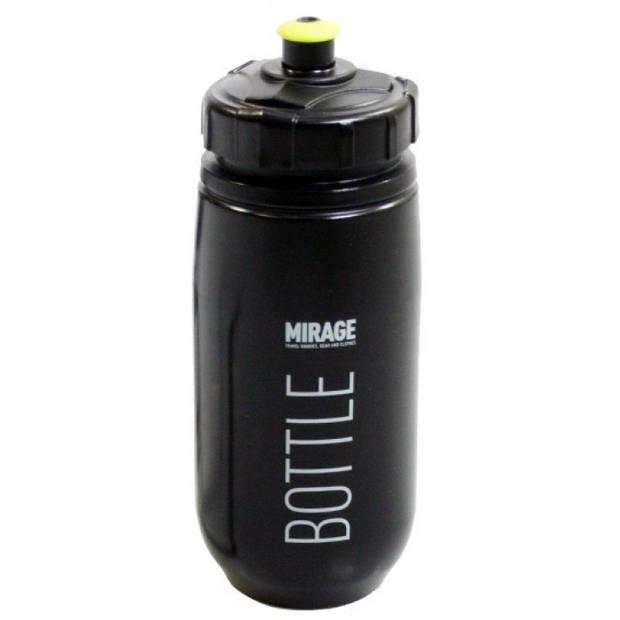 Mirage bidon zwart 600 ml