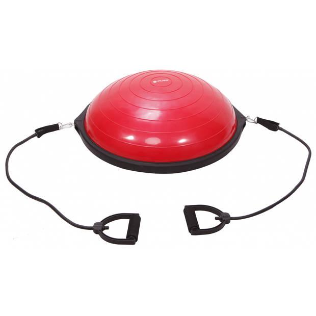 Pure2Improve balanstrainer 67 cm rood