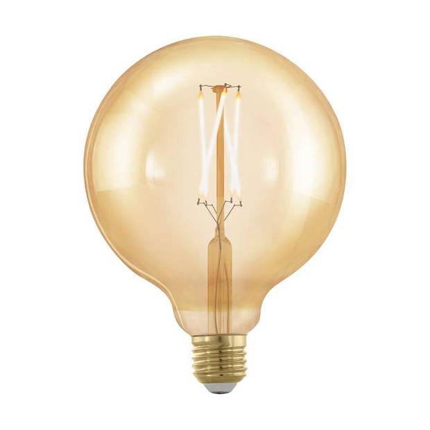 EGLO LED lichtbron Golden Age - Dimbaar - E27 - Globe