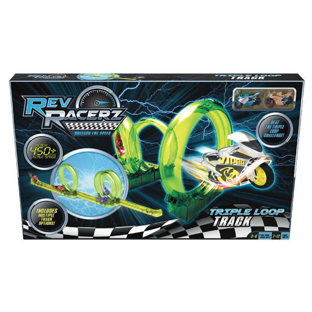 Rev Racerz Triple Loop Track