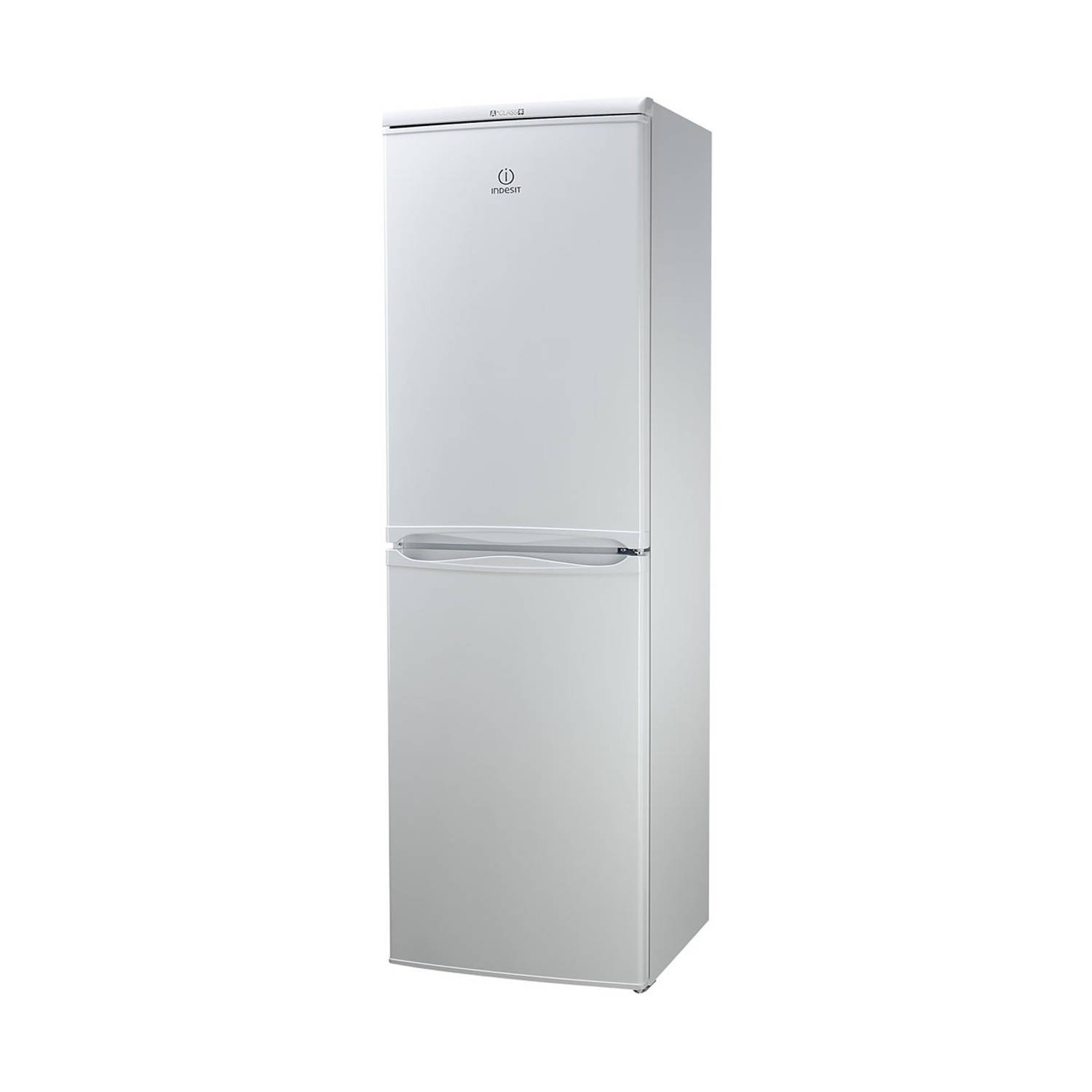 Indesit CAA 55 koelvriescombinaties - Wit