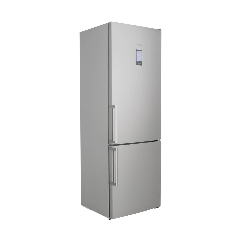 Siemens iQ500 KG49NAI40 koelvriescombinaties - Roestvrijstaal / zilver