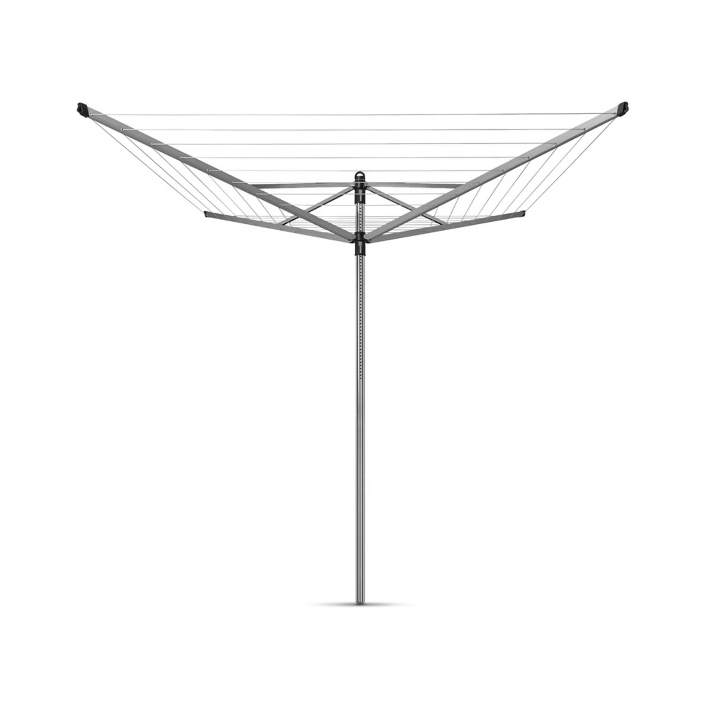 Brabantia Lift-O-Matic Droogmolen incl. Grondanker 50 Meter