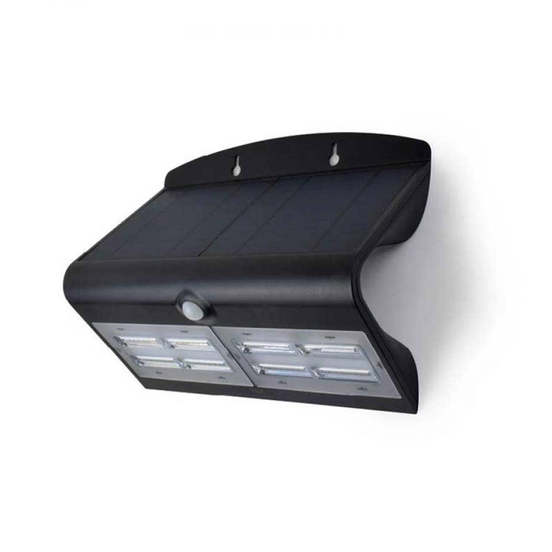 O'daddy Solar Wandlamp Capella Zwart
