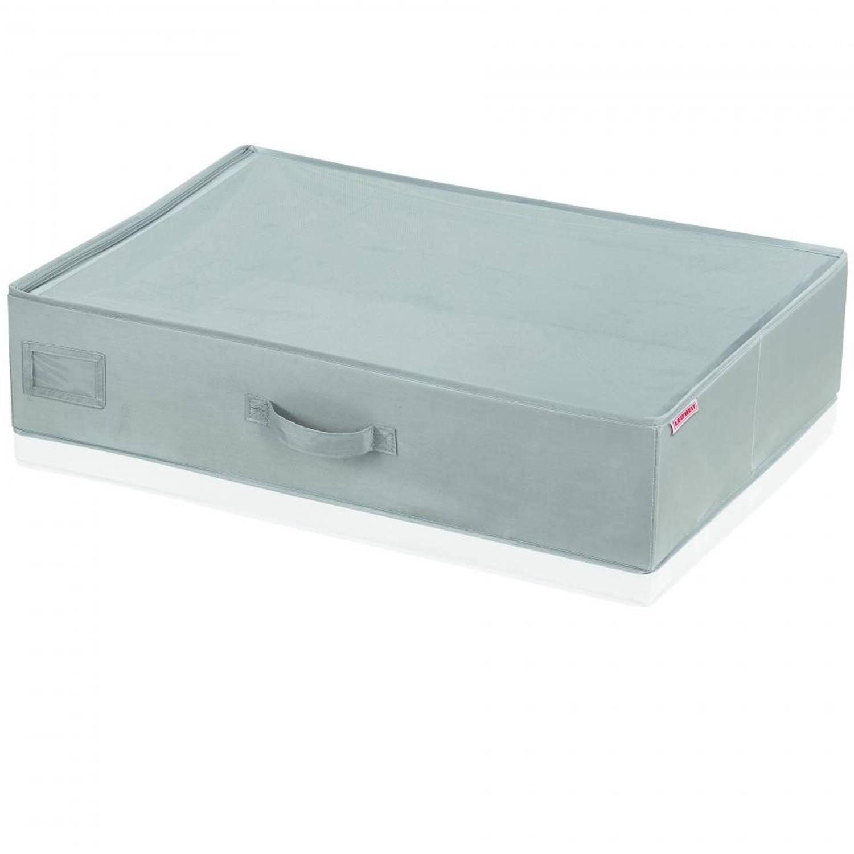 Leifheit onderbedbox klein - grijs