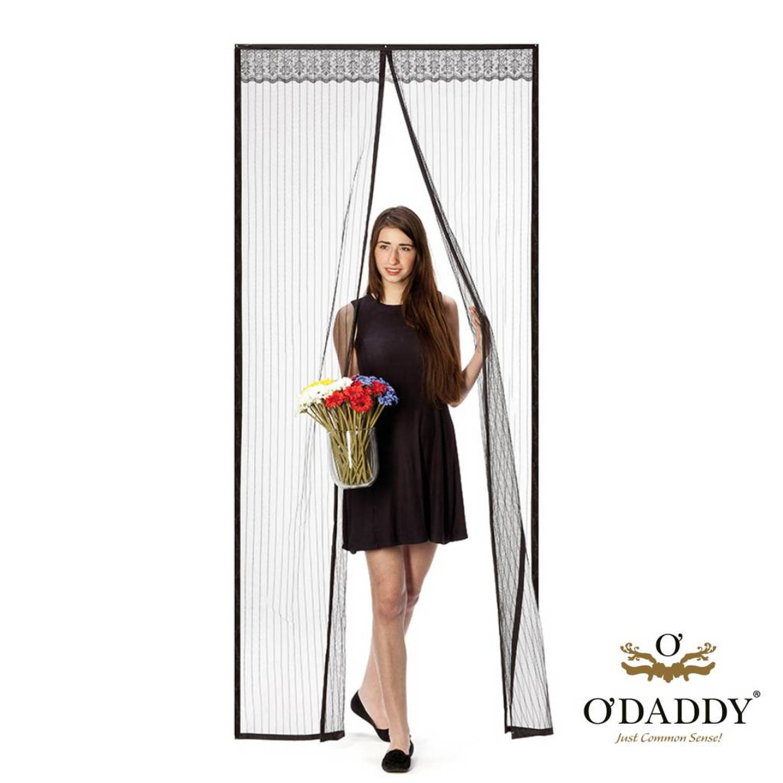 O'daddy magnetische hor deluxe wit 92x230cm