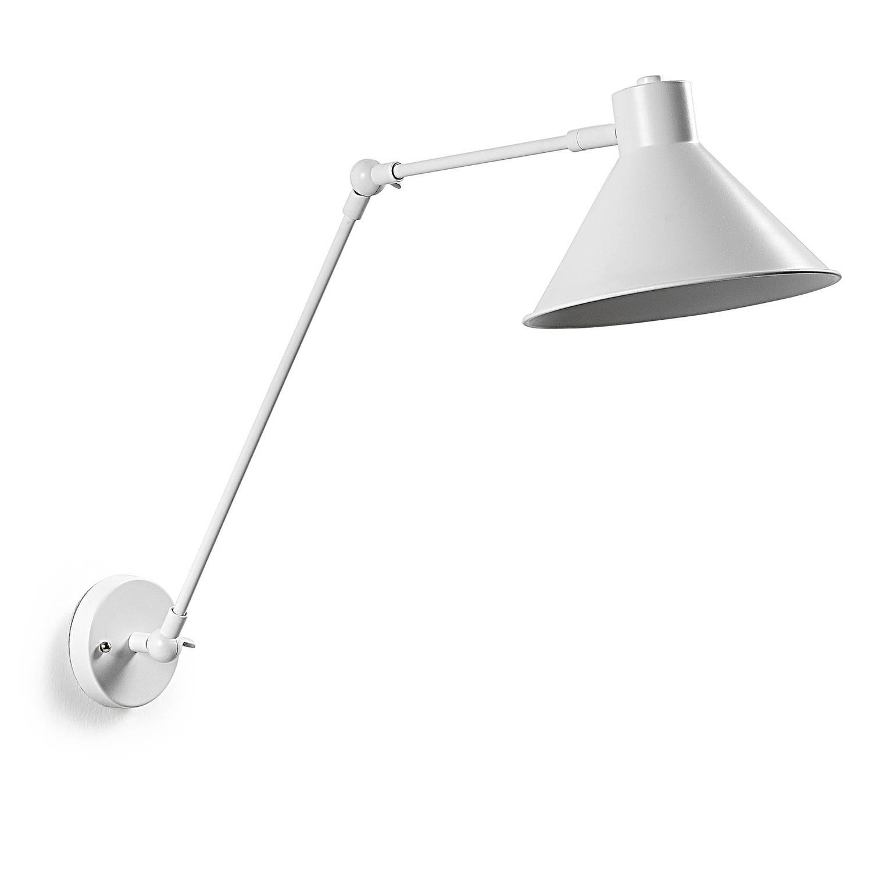 Laforma - odine wandlamp - wit