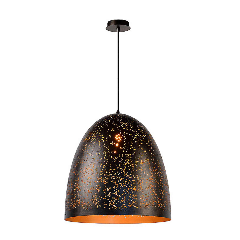 Lucide - eternal hanglamp - zwart