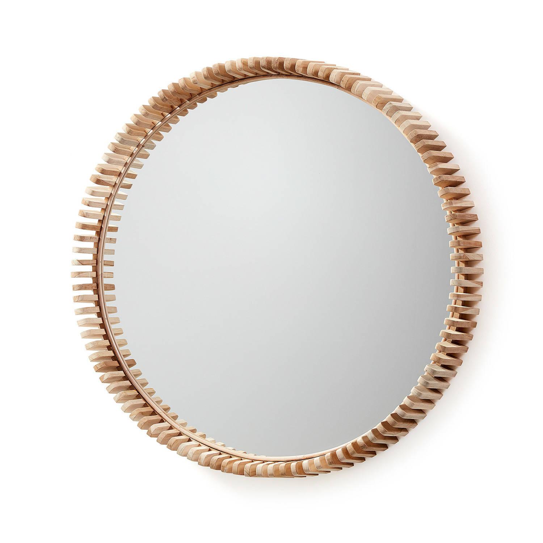 Laforma - porter spiegel - bruin