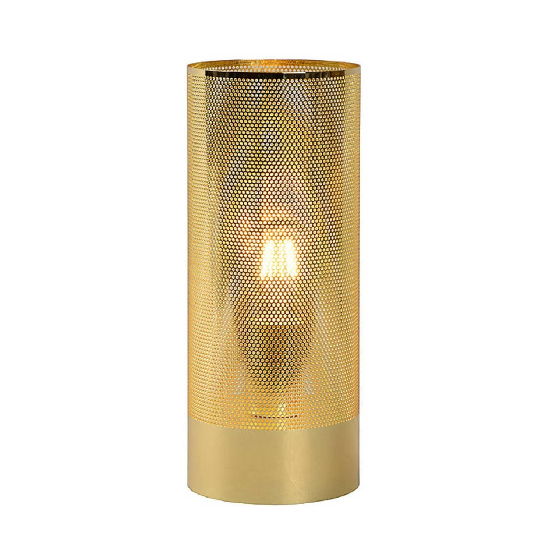Lucide - beli tafellamp - goud