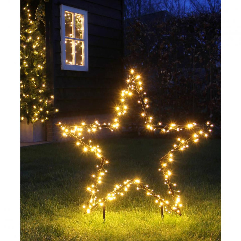 Luca Lighting Garden d\'light ster tuinsteker - 60 x 1 x 73 cm   Blokker