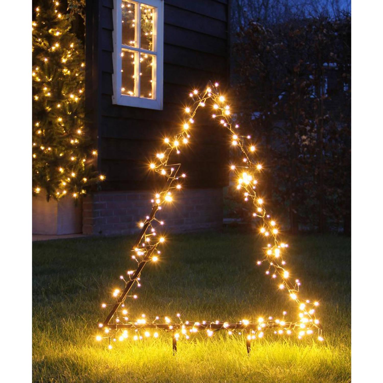 Luca Lighting Garden d'light boom tuinsteker - 83 x 1 x 75 cm