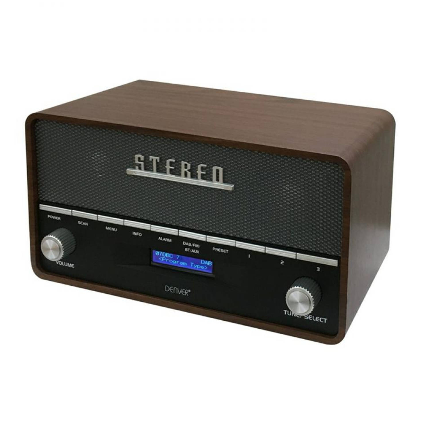 Denver radio DAB-36