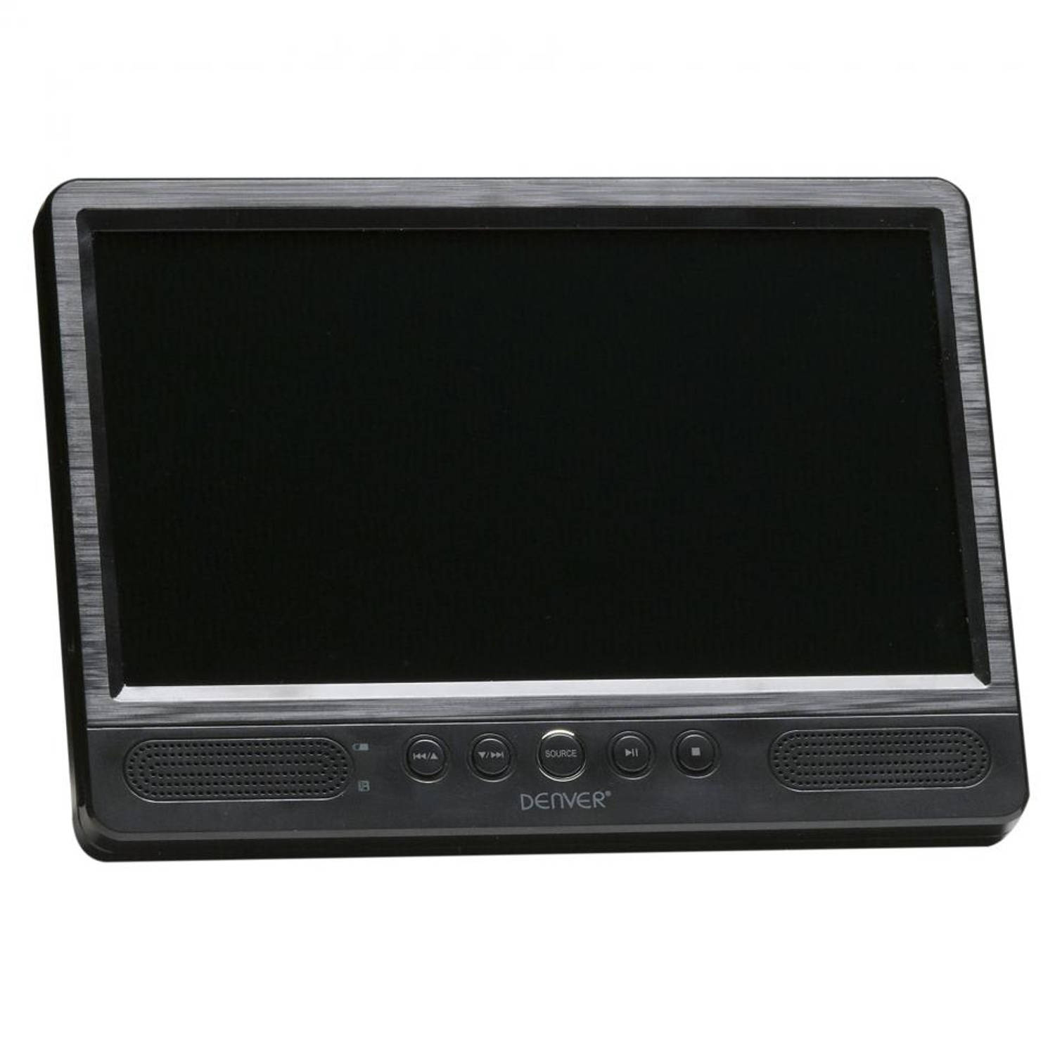 MTW-1085TWIN Portable DVD-player with 10.1 LCD screen + extra Den