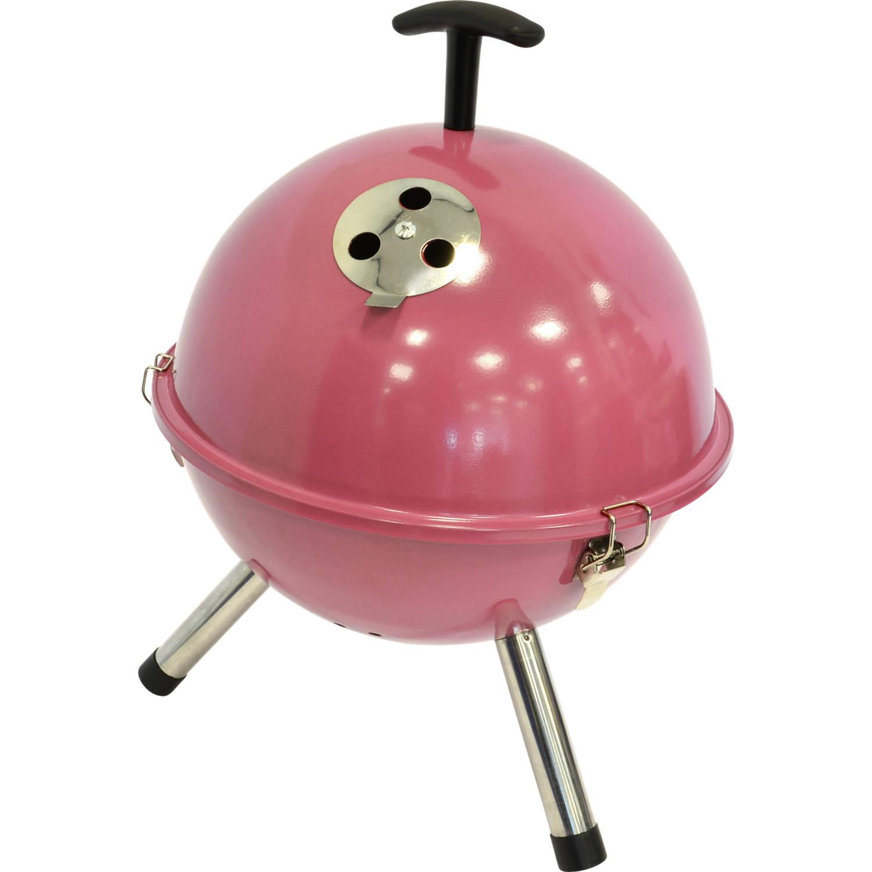 Kogelbarbecue soft pink