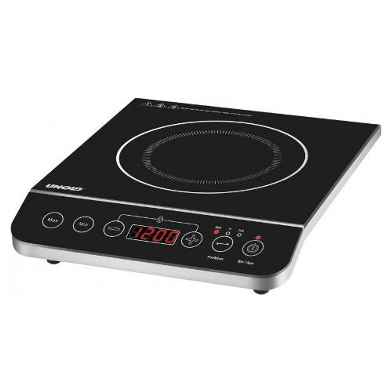 Inductie kookplaat 58105, 1-pits - Unold