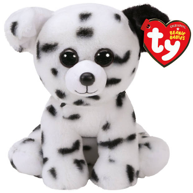 Ty Classic knuffel dalmatiër Spencer - 33 cm