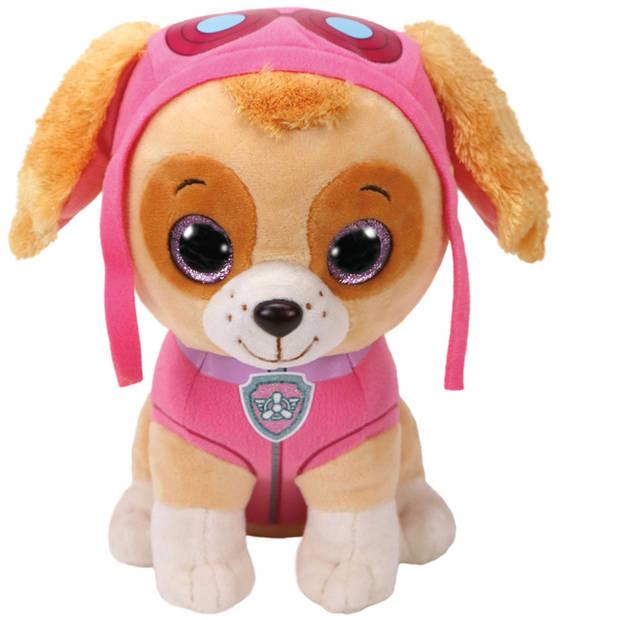 Ty Beanie Boo's PAW Patrol knuffel Skye - 24 cm