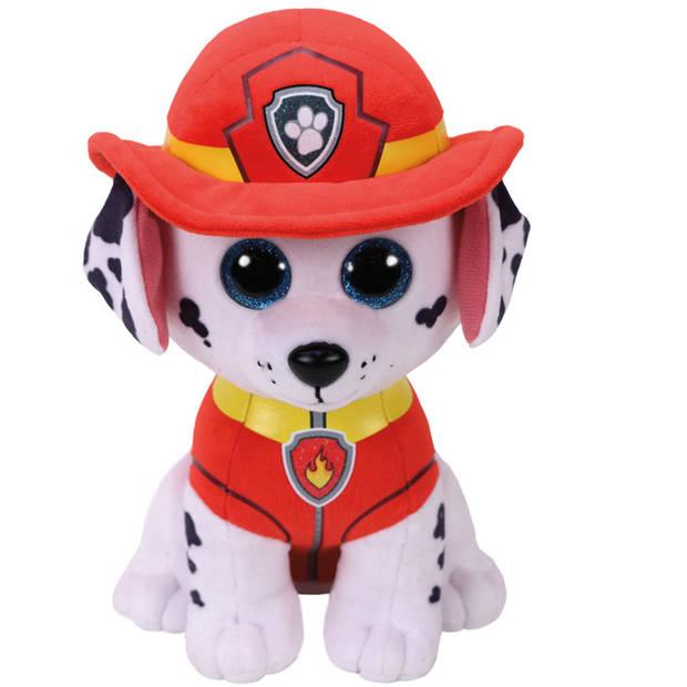 Ty Beanie Boo's PAW Patrol knuffel Marshall - 24 cm