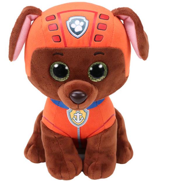 Ty Beanie Boo's PAW Patrol knuffel Zuma - 24 cm