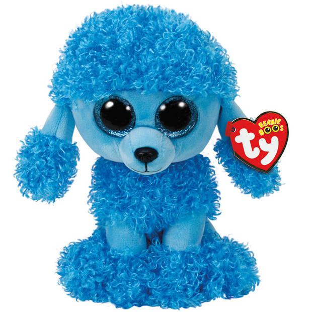Ty Beanie Buddy knuffel poedel Mandy - 24 cm