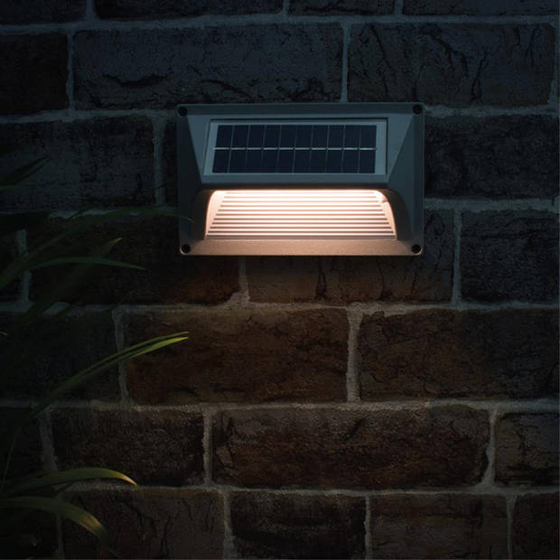 O'daddy solar wandlamp castor