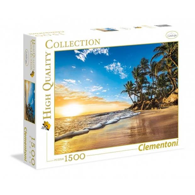 Clementoni Puzzel Tropical Sunrise 1500 stukjes
