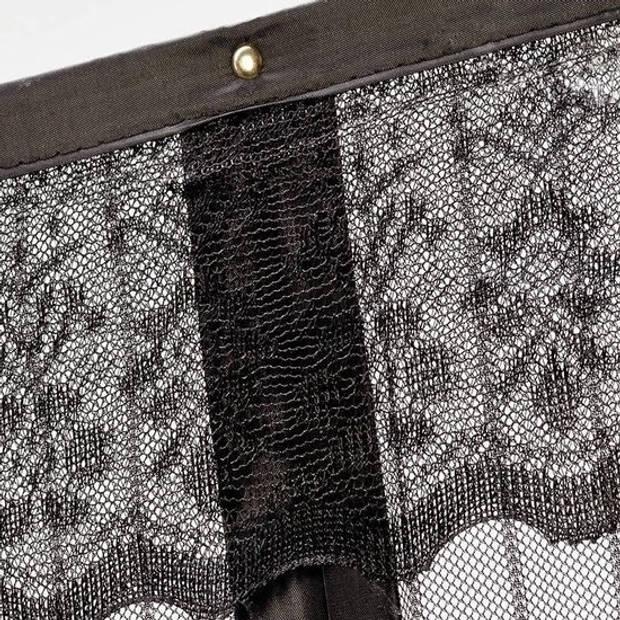 O'Daddy Magnetisch Vliegengordijn - Zwart 100x230cm