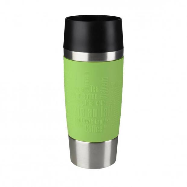 Tefal Isoleerbeker - 0,36 L - RVS - lime groen