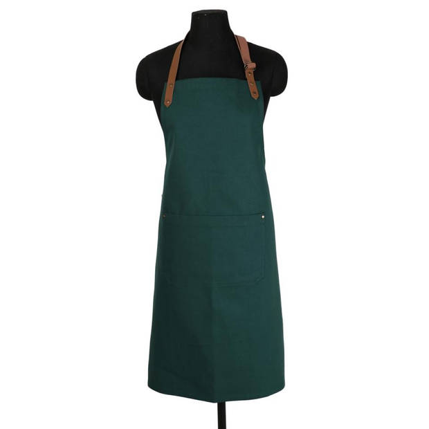 Keukenschort - groen