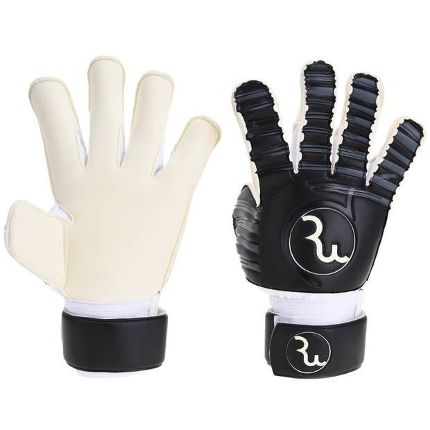Rwlk keepershandschoenen Hybrid Super Soft zwart mt 7
