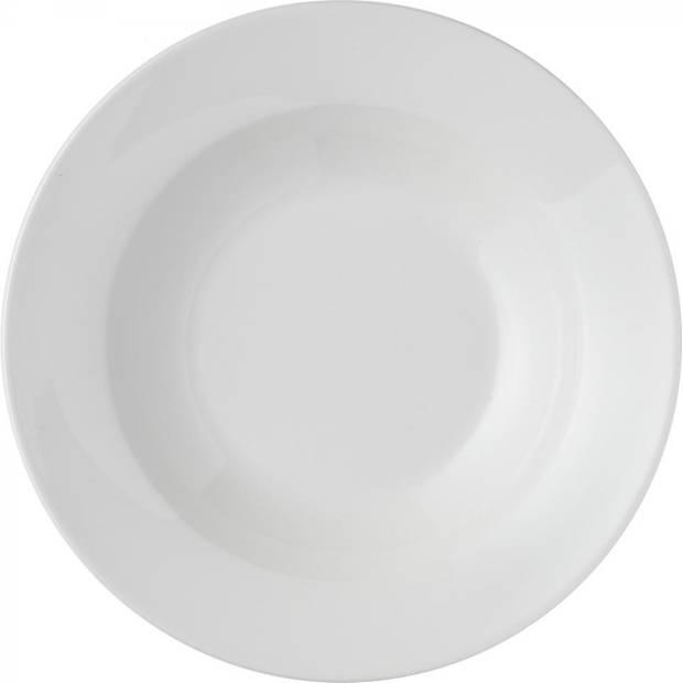 Blokker soepborden - set van 4 - 21 cm