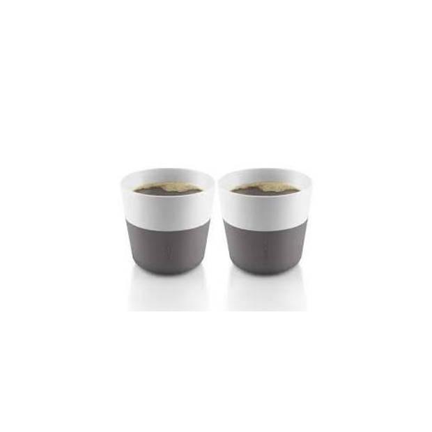 Espresso kopjes, 2 stuks Elephant grey - Eva Solo