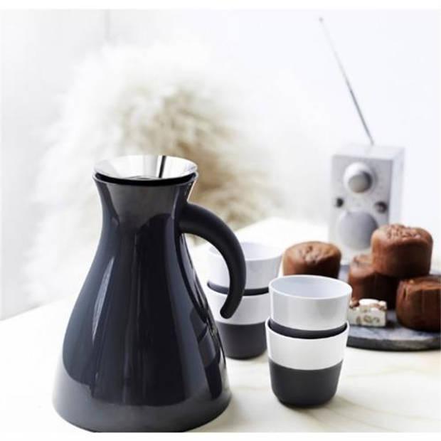 Espressokopjes, 2 stuks Carbon black - Eva Solo